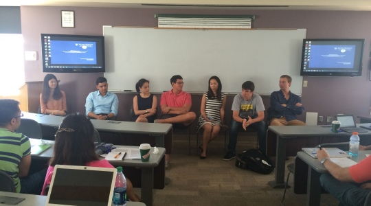 Sep  11 – Summer Internship Panel (Fall 2014) | saisfinanceclub